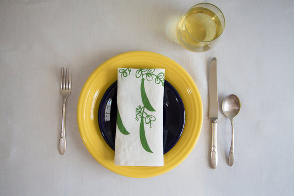 Pea Dinner Napkins