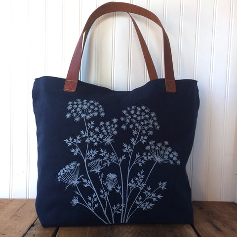 Wool Tote Bag- limited edition