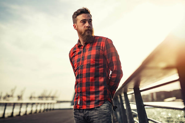 Growing a beard? Here are 7 tips to keep you in the game.
