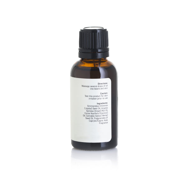 Beard Oil - Maverick - Redbeard Grooming Co. - 2