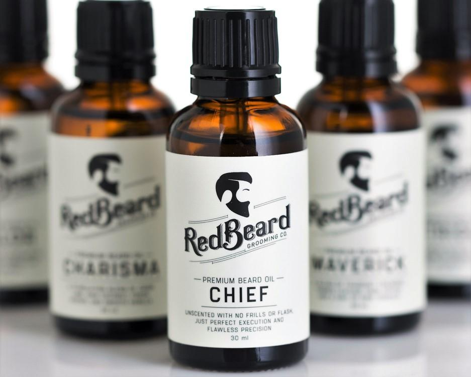 Beard Oil - Redbeard Grooming Co.