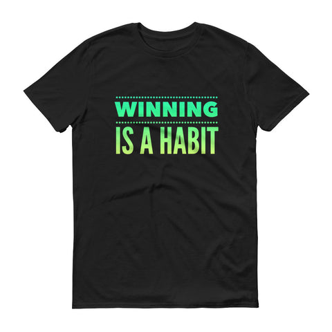 Winning Unisex Short sleeve t-shirt