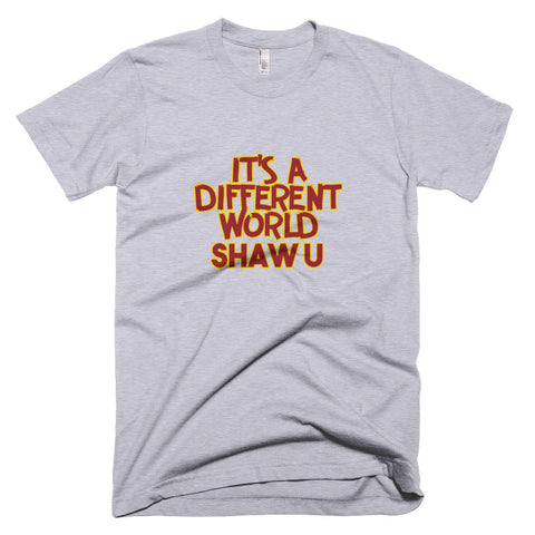 Different Shaw Short-Sleeve T-Shirt