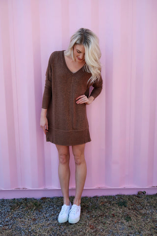 Harvest Knit Dress
