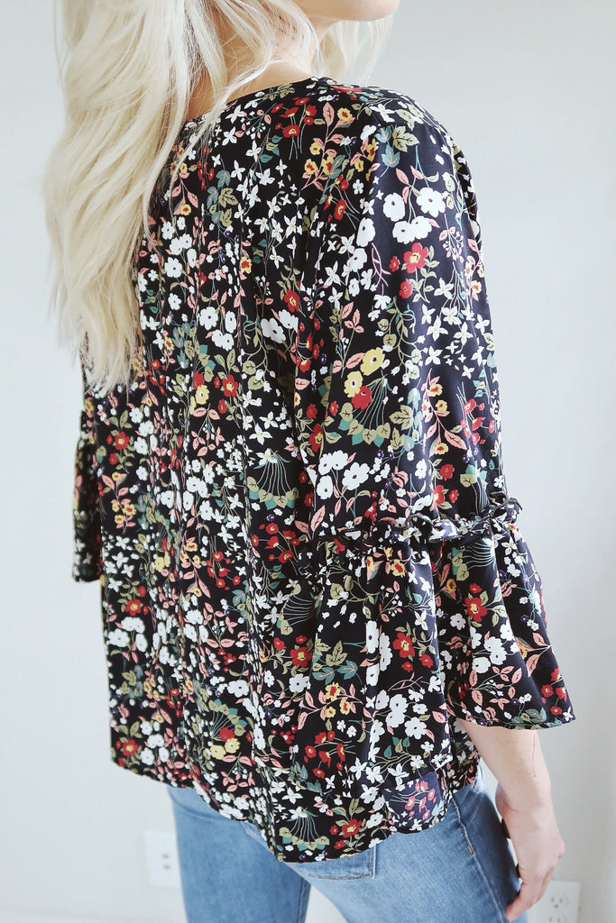 Made For Us Floral Top