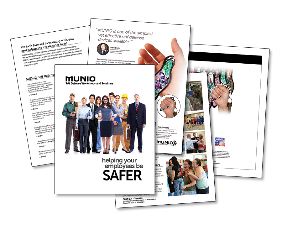 MUNIO_Self_Defense_Workshop_Corporate_Business
