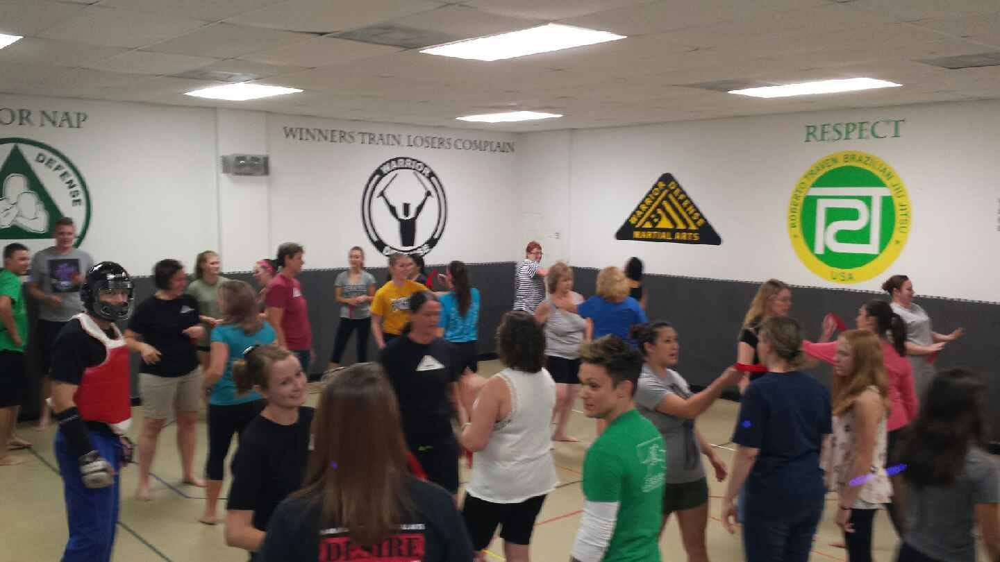 Self Defense Workshop | MUNIO