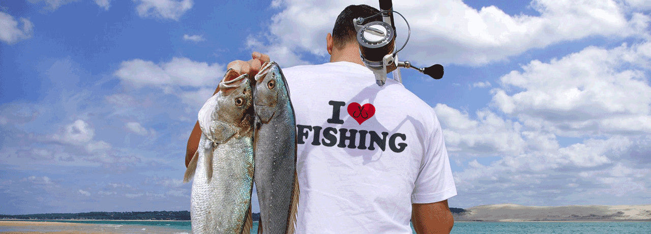 Funny Fishing T-Shirts