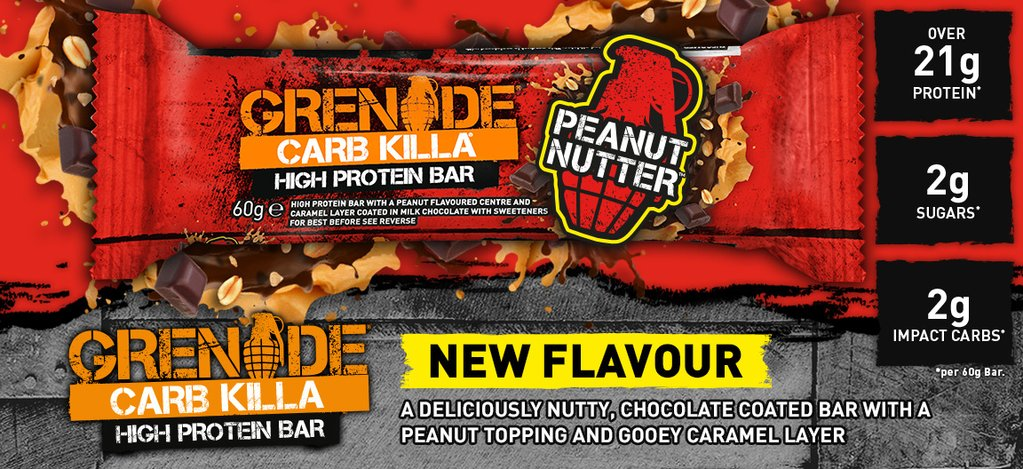 buy-grenade-carb-killa-peanut-nutter-flavour-at-nutri4u.co.uk