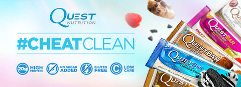Quest Nutrition Cheat Clean