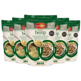Linwoods Shelled Hemp 12 x 225g Natural & Organic  www.nutri4u.co.uk - 2