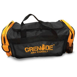 Grenade Gym Bag Black & Orange Accessories  www.nutri4u.co.uk