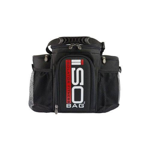 Isolator Fitness ISOBAG 3 Meal Black Accessories  www.nutri4u.co.uk - 1