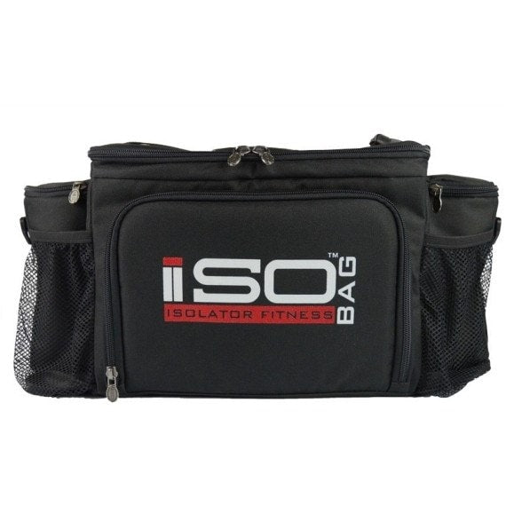 Isolator Fitness ISOBAG 6 Meal Black Accessories  www.nutri4u.co.uk - 1