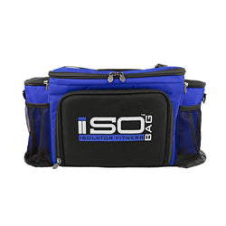 Isolator Fitness ISOBAG 6 Meal Reverse Colours Blue Accessories  www.nutri4u.co.uk - 1