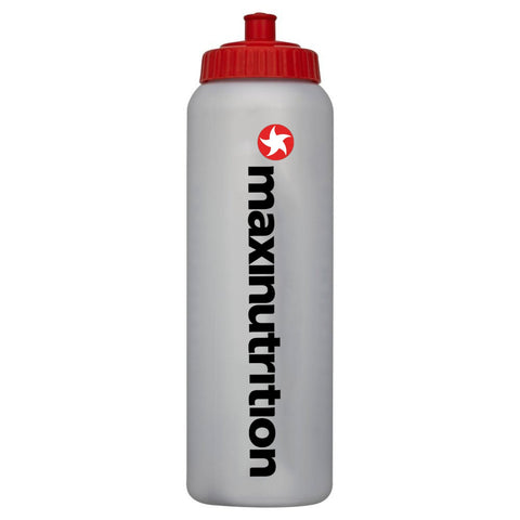 MaxiNutrition Water Bottle 1000ml Accessories  www.nutri4u.co.uk