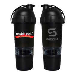 Medi-Evil Shakesphere Shaker 600ml Accessories  www.nutri4u.co.uk