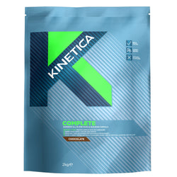 Kinetica Complete 2kg (27 Servings) / Chocolate All-In-One  www.nutri4u.co.uk