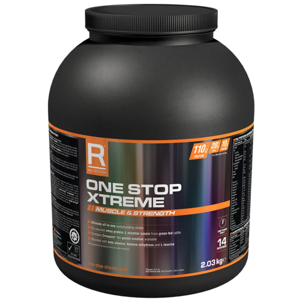 Reflex Nutrition One Stop Xtreme 2.03kg / Chocolate Perfection All-In-One  www.nutri4u.co.uk - 1