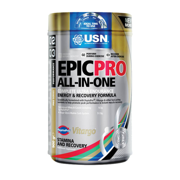 USN Endurance Epic Pro All In One  All-In-One  www.nutri4u.co.uk