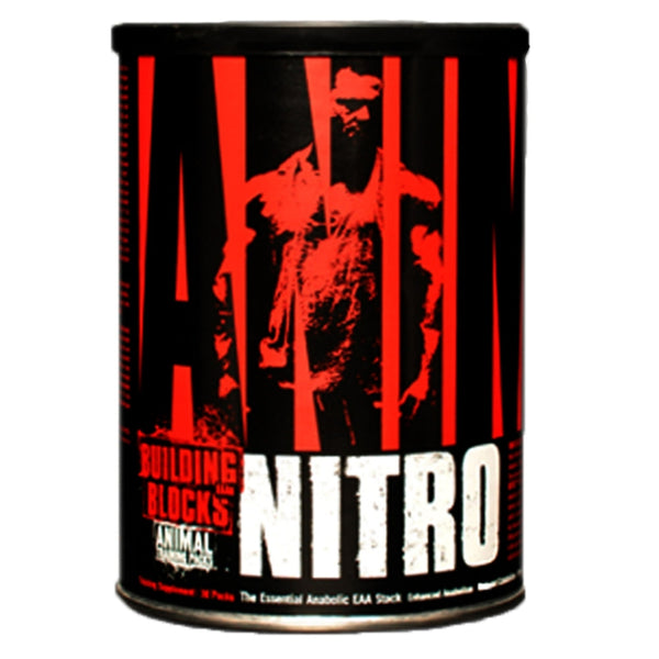 Animal Nitro 30 Caps Amino Acids/BCAAs  www.nutri4u.co.uk