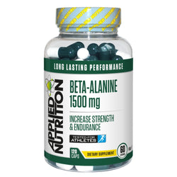 Applied Nutrition Beta-Alanine 1500mg 120 Caps Amino Acids/BCAAs  www.nutri4u.co.uk