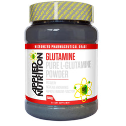 Applied Nutrition L-Glutamine 500g 500g (100 Servings) Amino Acids/BCAAs  www.nutri4u.co.uk