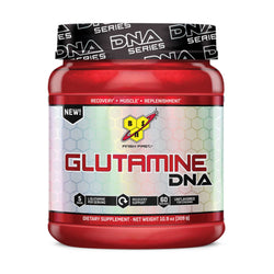 BSN Glutamine DNA 309g (60 Servings) Amino Acids/BCAAs  www.nutri4u.co.uk