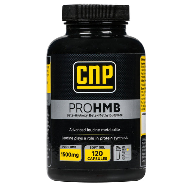 CNP Professional Pro HMB 120 Caps Amino Acids/BCAAs  www.nutri4u.co.uk