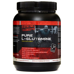 Extreme Nutrition Pure L-Glutamine 750g (150 servings) Amino Acids/BCAAs  www.nutri4u.co.uk - 1
