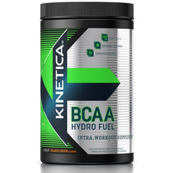 Kinetica BCAA Hydro Fuel 450g (30 Servings) / Fruit Punch Amino Acids/BCAAs  www.nutri4u.co.uk