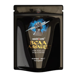 Medi-Evil BCAA Assault 300g (50 Servings) Amino Acids/BCAAs  www.nutri4u.co.uk