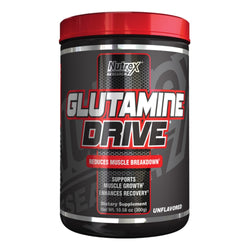 Nutrex Glutamine Drive Black 300g (60 Servings) Amino Acids/BCAAs  www.nutri4u.co.uk - 1