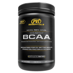 PVL Essentials 100% BCAA  Amino Acids/BCAAs  www.nutri4u.co.uk