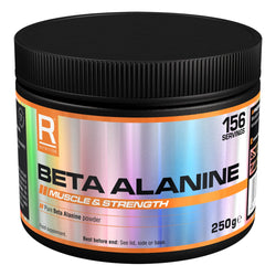 Reflex Nutrition Beta Alanine  Amino Acids/BCAAs  www.nutri4u.co.uk