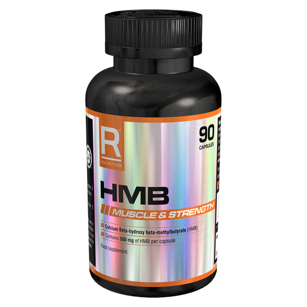Reflex Nutrition HMB 500mg  Amino Acids/BCAAs  www.nutri4u.co.uk