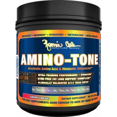 Ronnie Coleman Amino-Tone  Amino Acids/BCAAs  www.nutri4u.co.uk