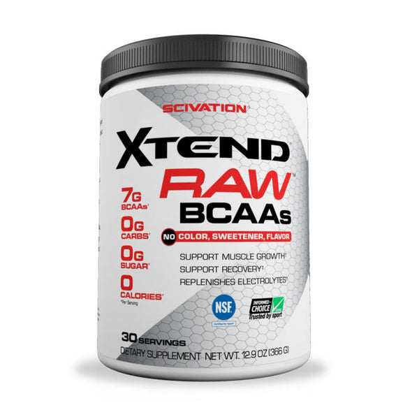 Scivation Xtend Raw  Amino Acids/BCAAs  www.nutri4u.co.uk