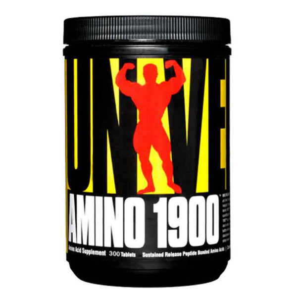 Universal Nutrition Amino 1900  Amino Acids/BCAAs  www.nutri4u.co.uk