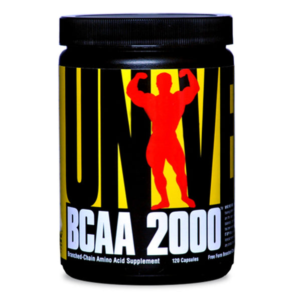 Universal Nutrition BCAA 2000  Amino Acids/BCAAs  www.nutri4u.co.uk