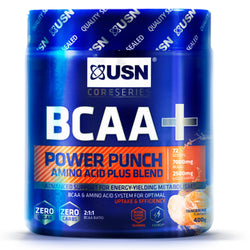 USN BCAA Power Punch  Amino Acids/BCAAs  www.nutri4u.co.uk