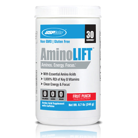 USP Labs AminoLIFT  Amino Acids/BCAAs  www.nutri4u.co.uk