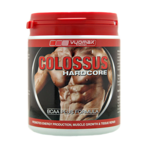 Vyomax Nutrition Colossus Hardcore  Amino Acids/BCAAs  www.nutri4u.co.uk