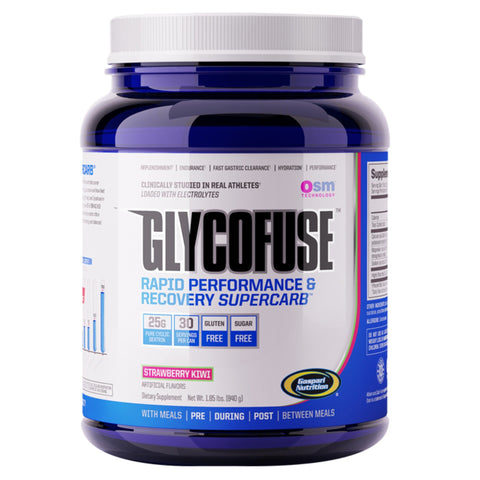 Gaspari Nutrition GlycoFuse 840g / Lemon Carbohydrate  www.nutri4u.co.uk - 1