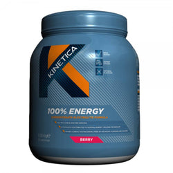 Kinetica 100% Energy 1.05kg / Berry Carbohydrate  www.nutri4u.co.uk
