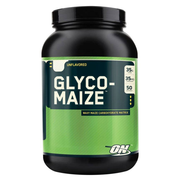 Optimum Nutrition Glyco-Maize 2kg (50 Servings) Carbohydrate  www.nutri4u.co.uk