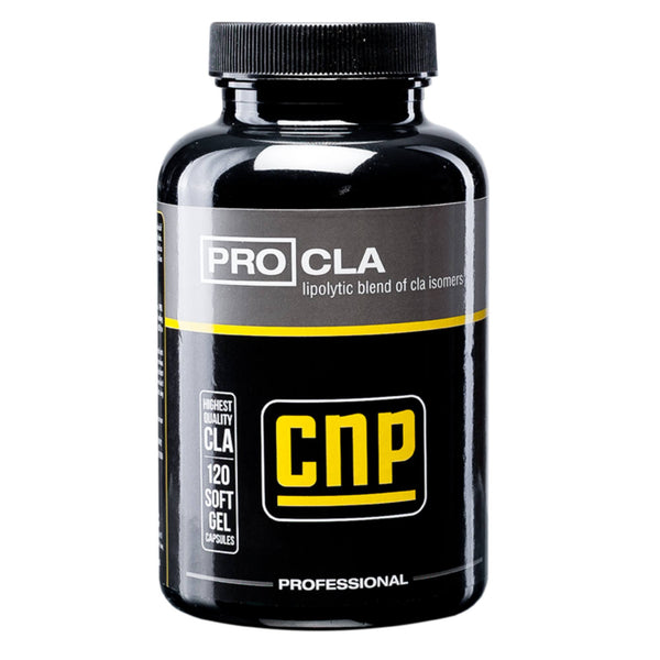 CNP Professional Pro CLA 120 Softgels Weight Management  www.nutri4u.co.uk