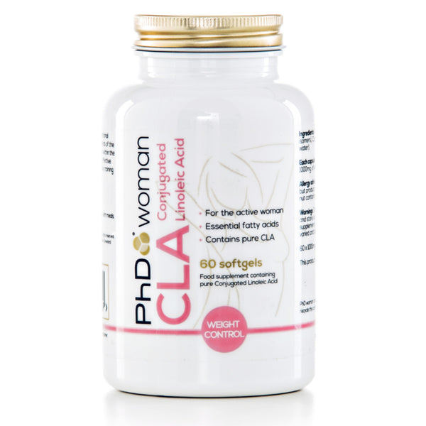 PhD Woman CLA Woman  Weight Management  www.nutri4u.co.uk
