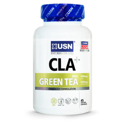 USN CLA Green Tea 45 Softgels Weight Management  www.nutri4u.co.uk - 1