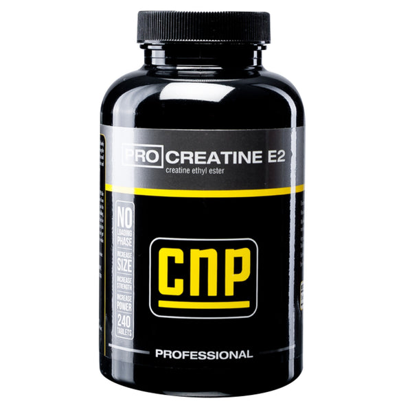 CNP Professional Pro Creatine E2 240 Caps Creatine  www.nutri4u.co.uk